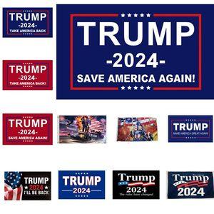 Баннер Флаги2024 Трамп Общий флаг выборов Трамп Флаги кампании, Президент Трамп ФлагсC308SEA-Ship