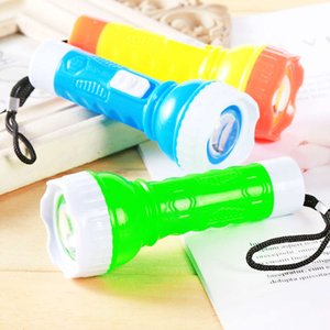 Household multifunctional LED strong light mini outdoor camping portable small flashlight lamp