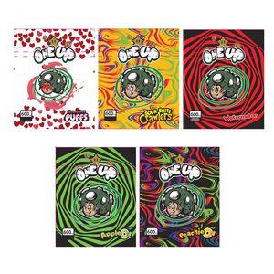 ONOUP Embalagem Mylar Mylar Bolsas De Embalagem Sour Brite Crankers Candy Gummy Resealable Ediblable Plástico Califórnia SF 8th 3.5G Cheiro De Childproof Zipper Bag