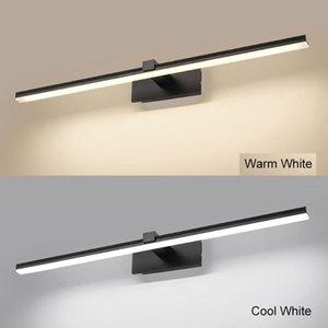 Wall Lamps Modern Led Mirror Light 9W 12W AC90-260V Mounted Industrial Lamp Bathroom Waterproof Aluminum