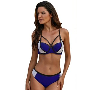 Wear Bathing Suits Color Bikini Push Up Women Swimwear 2021 Brazilian Swimsuit Fashion Top Beach Sexy Girl Pure