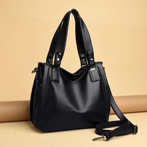 Large capacity women's handbag One Shoulder Messenger Bag