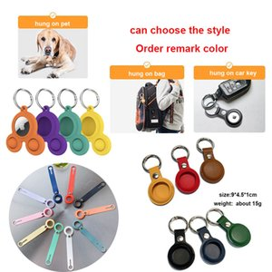 Protective Sleeve Silicon Case Novelty Games Toy For Pet Kids Anti-lost Tracker Silicone Cover Apple With Keychain