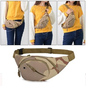 Outdoor Bags Men Durable Storage Belt Package Waist Tactical Military Running Bag Purse Mobile Phone Pocket