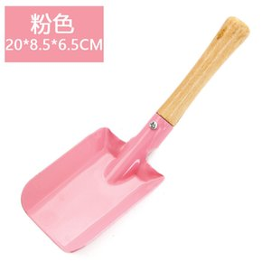 Mini Gardening Shovel Colorful Metal Small Shovel Garden Spade Hardware Tools Digging Garden Tools Kids Spade Tool 640 S2