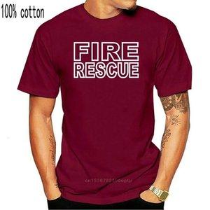 Ragazzi Tee Fire Rescue Pompiere Pompiere Firemen Gear T-shirt da uomo T-shirt da uomo T-shirt da uomo Hipster Top Manica corta Teeschildren's Abbigliamento abbigliamentoChildrChifdren