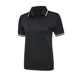 t-shirt OEM ODM wholesale women polo 100% cotton lady t-shirt print running semitransparent plain t-shirts women