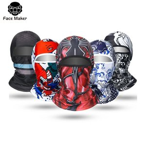 Tactical Balaclava Full Face Mask CS Wargame Army Hunting Cycling Sports Helmet Liner Cap Military CP Scarf Caps & Masks