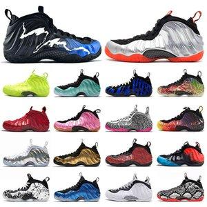 أسود Aurora Alll Stars 2020 قرمزي بنسي هاداواي أحذية واحدة رجل أحذية كرة السلة الفيل طباعة متصدع الحمم الكروم المدربين أحذية رياضية