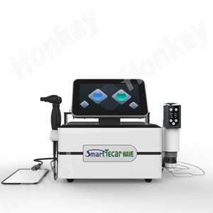 Multi-Functional 3 in 1 Tecar EMS Shock Wave Machine ED treatment gadget Pain relief Physical therapy equipments