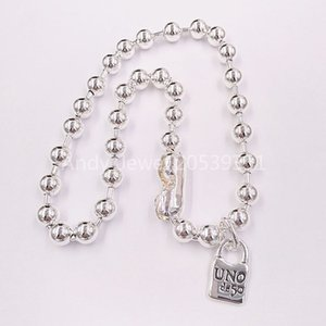 Authentic Necklace Snowflake Friendship Bracelets UNO de 50 Plated Jewelry Fits European Style Gift COL1390MTL0000U