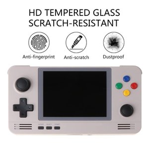 Portable Game Players Retroid Pocket 2 Retro Handheld Console 3.5 Inch IPS Screen Double System Open Source 3D Games For PSP