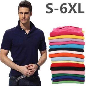 2021 summer crocodile embroidery Polo Shirt Men Short Sleeve Casual Shirts Man's Solid Polo Shirt men tees Camisa Polo