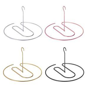 Hangers & Racks 1PC Aluminum Alloy Drying Rack Dress Space Saving Spiral Quilt Sheets Hanger