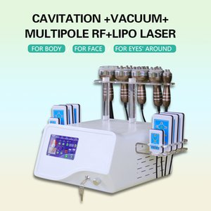 جودة عالية 40K آلة التجويف rf للجسم معدات التجميل التخسيس