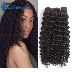 Brazilian Virgin Hair Kinky Curly 3 Bundles Lot Unprocessed Brazilian Human Hair Jerry Curly 8-28 Inch For Black Woman Hair Extensions