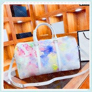 Dropshipping Femmes Luxurys Designers Sacs 2021 Men Duffle Sac Pochette Voyage Sacs à main de haute qualité Grands Toteries DQ 21033110DQ