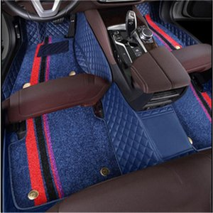Specialized in the production land rover range rover oefender aurora star mat high quality car up and down two layers of leather blanket material tasteless non-toxic