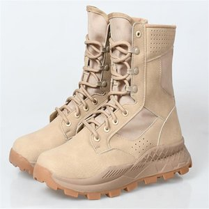 Army Hiking Sport Shoes Ankle Men Sneakers Outdoor Boots Male tooling