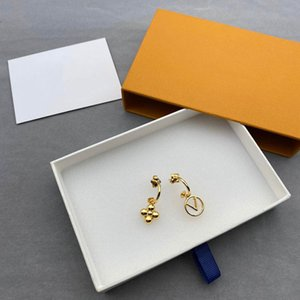 Fashion Simple Earrings Suitable for Men Women Ear Clip Ears Studs High-quality 4 Styles