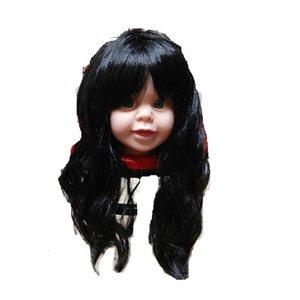 Doll Cartoon Toy Custom Made Baby Wig Set