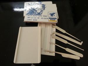 مجموعة أدوات قفل الجيب من جيمس بوند (5 أجهزة كمبيوتر)