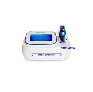 Date Beauté Machine Micropower Injecter Facial Lifting Facial Rejuvanation De La Peau Enlèvement Des Rides Aucun Aiguille Mesotherapy Injection Equipment