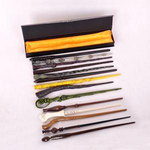 Best sell Wholesale magic wand 35cm harri pottered the elder stick Dumbledore scripture Edition Non-luminous wand