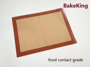 Esteira de cozimento de silicone Food Contact Grade