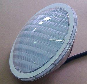 Frete Grátis para Europa Par56 LED Pool Light 36W RGB 2Wires 12V LED Spot Light IP68 20 pcs / lote usado para fontes