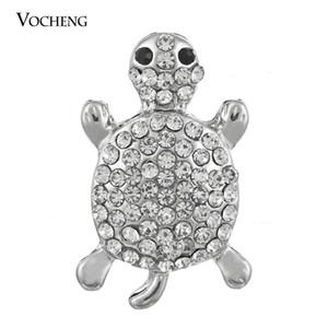 Vocheng Noosa Accesorio de joyería DIY Tortoise Shape Adorno Set Noosa / Nosa Jewelry (Vn-006)