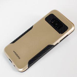Motomo углеродного волокна капитан Case для iphone 7 6 plus гибридный броня Case противоударный чехол для ZTE Blade Z Max Z982 без подставки
