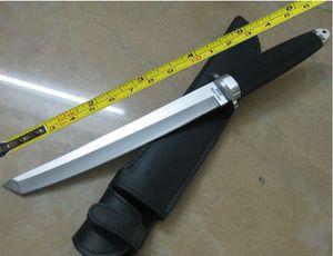 TRANSPORTE LIVRE 13 '' New ABS alça 5MM Lâmina Survival Bowie faca de caça SM01