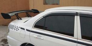 자동차 스타일링 ABS 플라스틱 범용 GT Rear Spoiler Trunk Wing