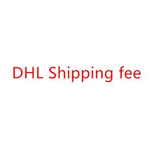 la tarifa de envío de DHL para los zapatos por par