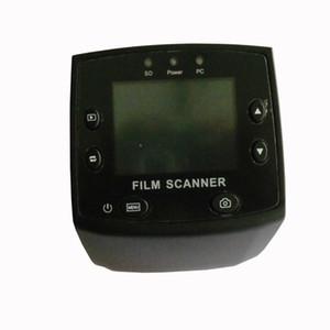 "Envío gratuito 5MP 35mm USB Escáner de visor de diapositivas de película negativa 2.4 ""LCD Digital Color Photo Film Converter Escáner de diapositivas"