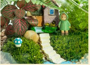 Topfpflanze Keramik Töpfe Blumentöpfe Dekorative Mini Blumentöpfe Neueste Miniature Garden Ornament Dekor Pot Diy Craft Zubehör Puppenstuben