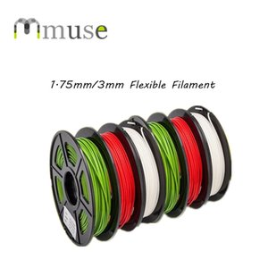1kg roll 3D Printer Material Flexible Filament in Red White Green