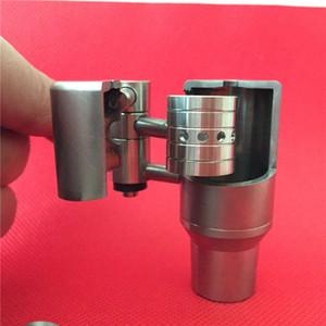 2016 neueste Honig Eimer GR2 titanium nagel Mit Carb Cap 18mm männlichen gelenk für glas bongs wasserleitung