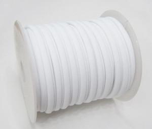 30colors 5mm 20m / Reihen Elastic Lycra Schnur um Lycra Schnur Lycra Streifen für Neckalace und Armband Genähter