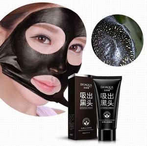 BIOAQUA 60g Deep Cleansing Purifying Peel Removedor de Cravo Lama Preta Acne Máscara Facial Rosto Cuidados Nariz de Sucção Removedor de Cravo