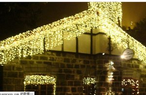 Fairy 10*1m 448 LED curtains string Garland light Christmas new year Wedding Holiday Party Home luminaria Decoration lamps