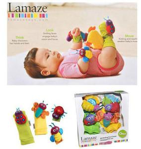 """Bebé lamaze jardín de alto contraste Bug muñeca """"kaka"""" niños y niñas mariquita abeja juguete regalos"""