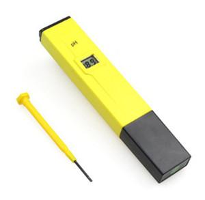 Digital PH Meter / Testeur 0-14 Pocket Pen Aquarium Ph testeur ph test 50 pcs livraison gratuite