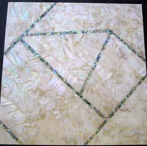 8mm de espessura ouro geninue ostra mãe de pérola placa de mosaico da cozinha da telha da parede MOP097 pérola shell mosaico mãe de azulejos de pérola do banheiro