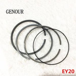 PISTON RING SET 67MM +0.50 FOR ROBIN EY20 EH18 RGX2400 GENERATOR FREE POSTAGE CHEAP SUBARU RING REPL