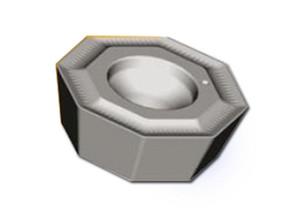 Carbide PVD coated milling inserts, ODMT060508NN LT30