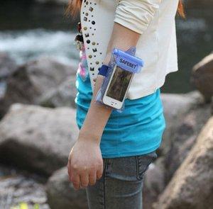 Impermeable Deportes Running Armband Case Workout Armband Holder Pounch para teléfono móvil Celular Band Band Band