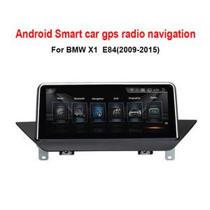 "10.25 ""Dokunmatik Android 8.0 Araba GPS Navigasyon BMW X1 E84 2009-2015 Radyo Ses Stereo MP5 Çalar Bluetooth WiFi Mirrorlink yok araba dvd"