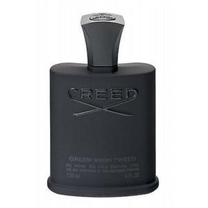 Sıcak Satış parfüm erkekler siyah Creed İrlanda yüksek nitelikleri ücretsiz kargo ile yeşil Creed 120ml tweed Köln